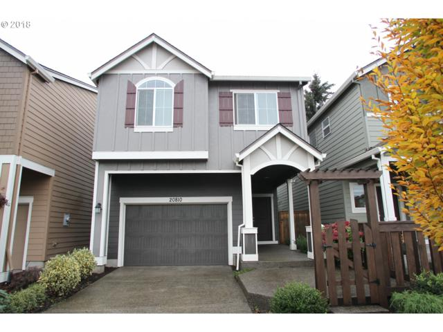 20810 SW Sister Ln, Beaverton, OR 97003 (MLS #18168444) :: The Sadle Home Selling Team