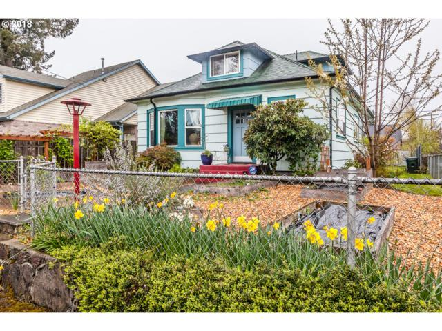 6449 SE Woodstock Blvd, Portland, OR 97206 (MLS #18168612) :: The Dale Chumbley Group