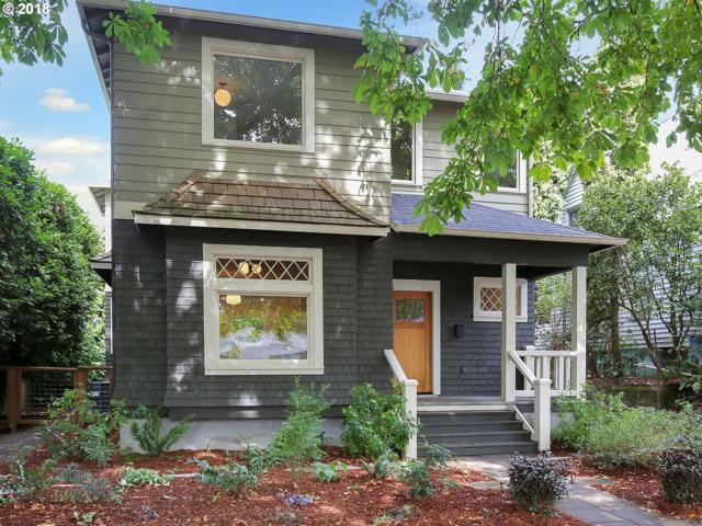 1465 NE Going St, Portland, OR 97211 (MLS #18169593) :: R&R Properties of Eugene LLC