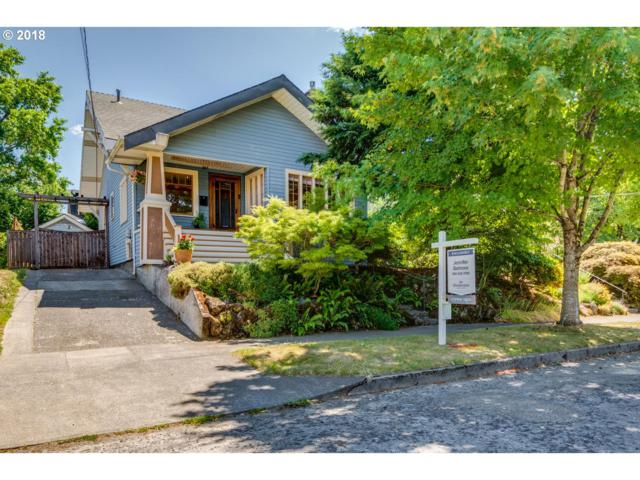 2334 SE 53RD Ave, Portland, OR 97215 (MLS #18169903) :: Hatch Homes Group