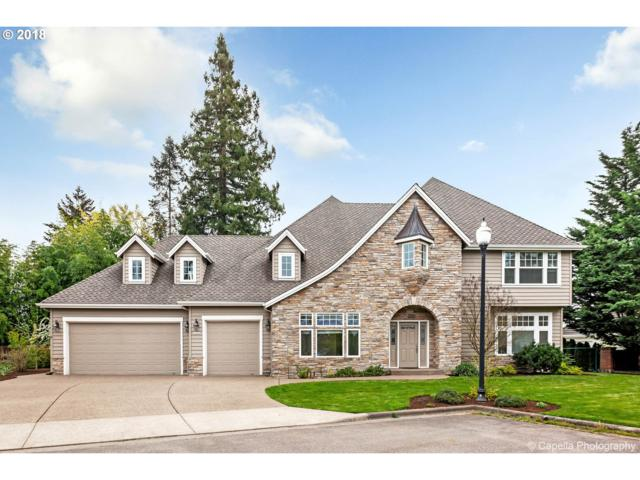 11212 SW Maypark Ct, Portland, OR 97225 (MLS #18170247) :: Next Home Realty Connection