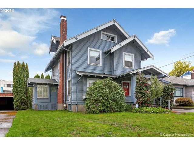 3244 NE Schuyler St, Portland, OR 97212 (MLS #18170250) :: The Dale Chumbley Group