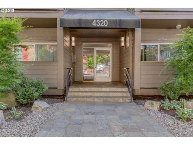 4320 SW Corbett Ave #216, Portland, OR 97239 (MLS #18170274) :: Next Home Realty Connection