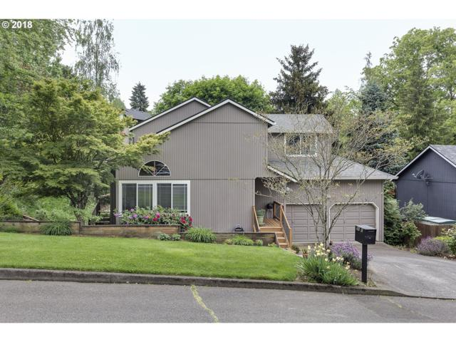 5828 SW Huddleson St, Portland, OR 97219 (MLS #18170467) :: The Sadle Home Selling Team