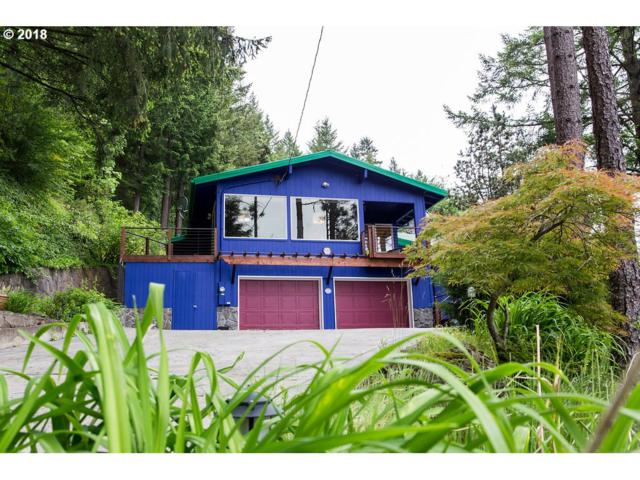 4820 SW 18TH Pl, Portland, OR 97239 (MLS #18170693) :: The Sadle Home Selling Team