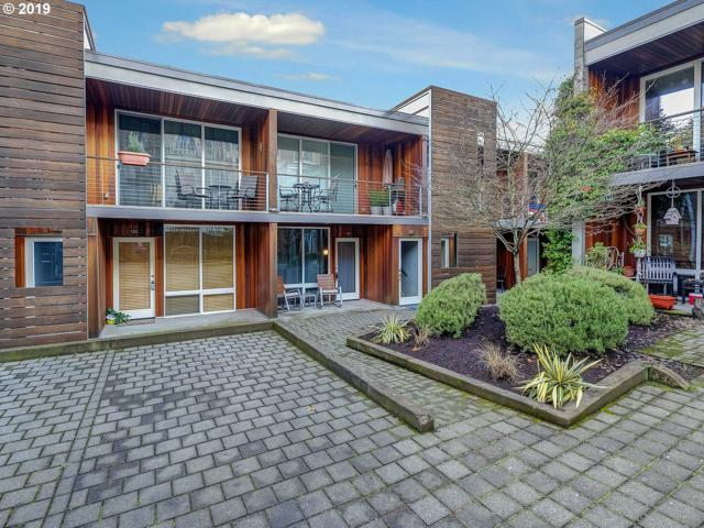 722 NW 24TH Ave #103, Portland, OR 97210 (MLS #18170934) :: Next Home Realty Connection