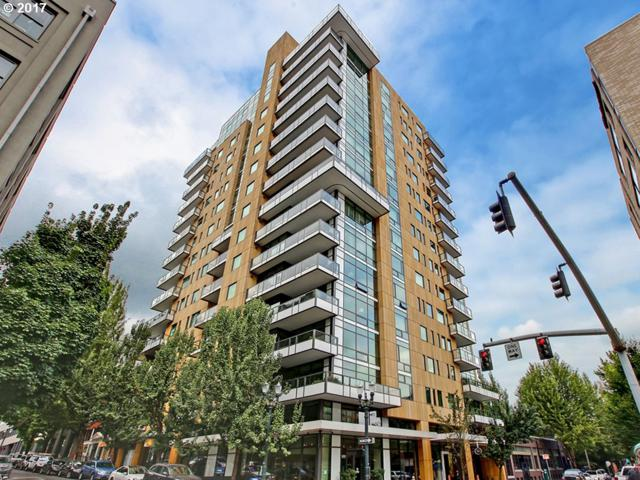 311 NW 12TH Ave #203, Portland, OR 97209 (MLS #18171020) :: Next Home Realty Connection
