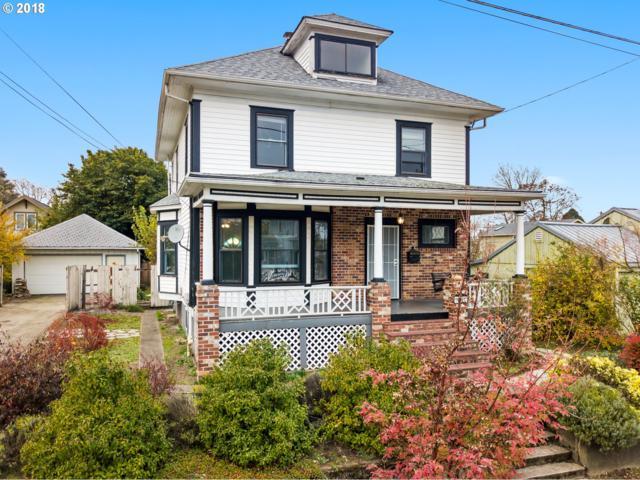 7817 N Van Houten Ave, Portland, OR 97203 (MLS #18171047) :: Hatch Homes Group