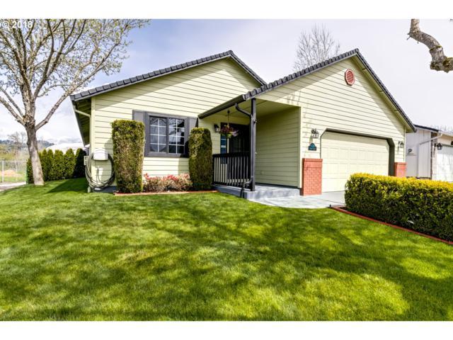 6556 Aaron Ln, Springfield, OR 97478 (MLS #18171836) :: Harpole Homes Oregon