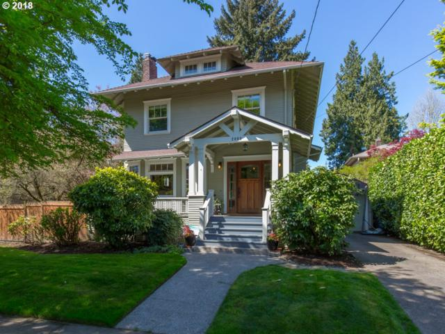2009 NE 24TH Ave, Portland, OR 97212 (MLS #18171929) :: Next Home Realty Connection
