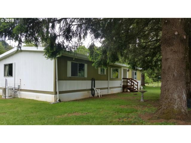 13976 SW Willamina Creek Rd, Willamina, OR 97396 (MLS #18172261) :: The Sadle Home Selling Team
