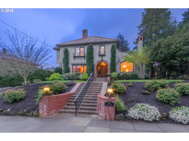 2536 NE 23RD Ave, Portland, OR 97212 (MLS #18172748) :: Next Home Realty Connection