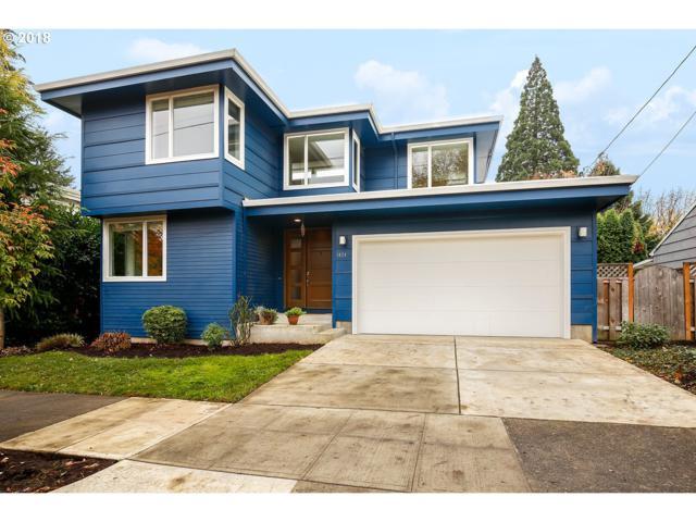 1924 SE Miller St, Portland, OR 97202 (MLS #18173213) :: Hatch Homes Group