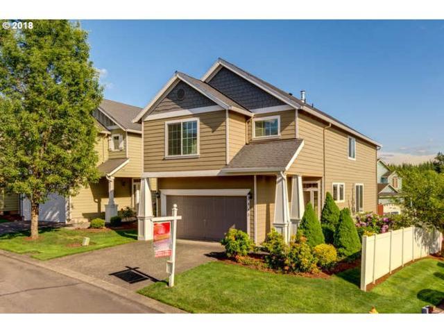 3942 NW Oakridge Ln, Camas, WA 98607 (MLS #18173434) :: Matin Real Estate