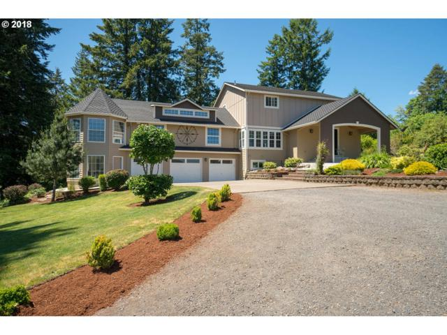19601 NW Murphy Rd, North Plains, OR 97133 (MLS #18173835) :: Portland Lifestyle Team