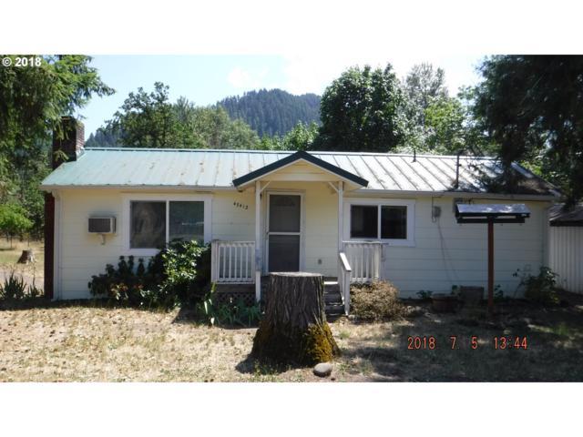 47412 School St, Oakridge, OR 97463 (MLS #18173930) :: Song Real Estate
