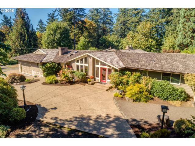 10735 SW Hawthorne Ln, Portland, OR 97225 (MLS #18174513) :: Fox Real Estate Group