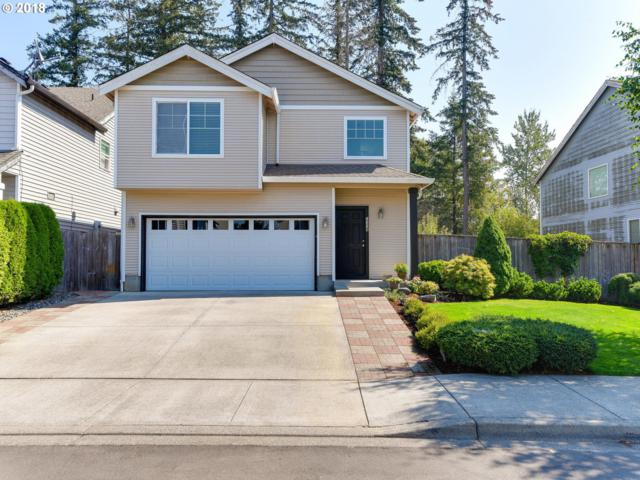 1119 NW 11TH Ave, Battle Ground, WA 98604 (MLS #18174702) :: The Dale Chumbley Group