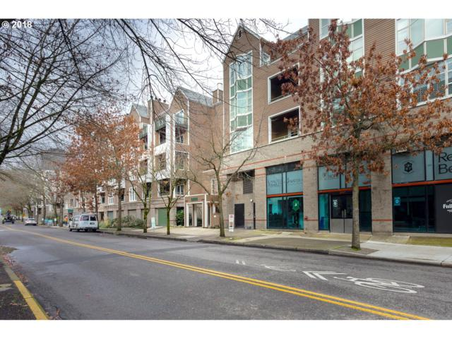 305 SW Montgomery St #304, Portland, OR 97201 (MLS #18174751) :: McKillion Real Estate Group