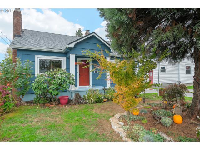 4821 NE 100TH Ave, Portland, OR 97220 (MLS #18174764) :: Fox Real Estate Group