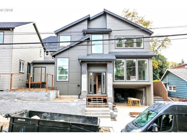 3784 SE Raymond St #1, Portland, OR 97202 (MLS #18174876) :: Hatch Homes Group