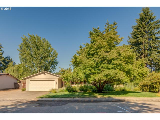 1303 N Maple St, Canby, OR 97013 (MLS #18175410) :: Beltran Properties at Keller Williams Portland Premiere