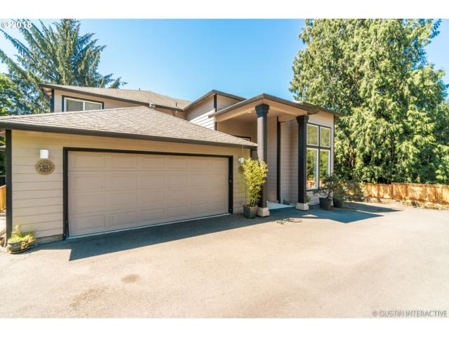 2754 SW Hume Ct, Portland, OR 97219 (MLS #18175466) :: Hatch Homes Group