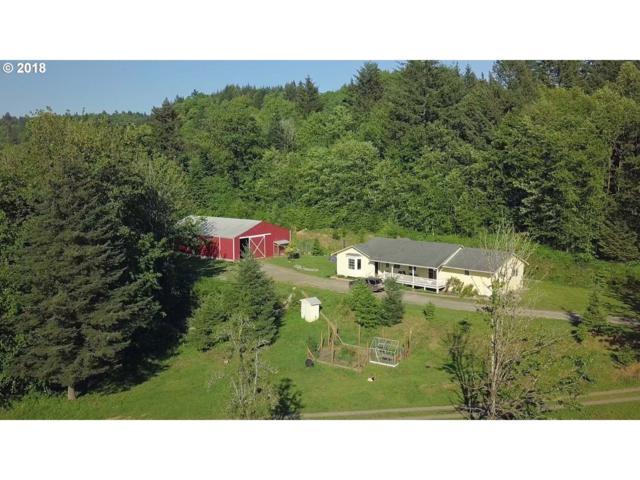 211 Wantland Rd, Washougal, WA 98671 (MLS #18175474) :: Matin Real Estate