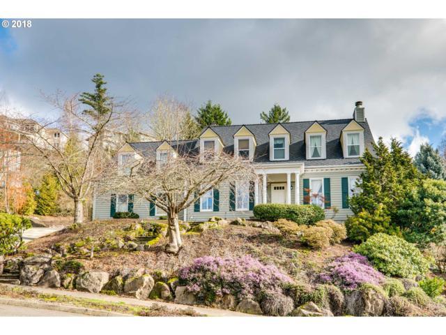 9016 NW Bartholomew Dr, Portland, OR 97229 (MLS #18176148) :: Hatch Homes Group