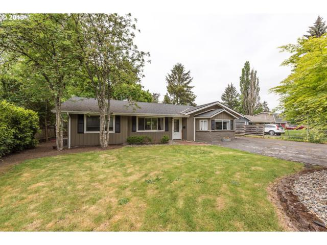 14080 SW Todd St, Beaverton, OR 97006 (MLS #18176638) :: Team Zebrowski