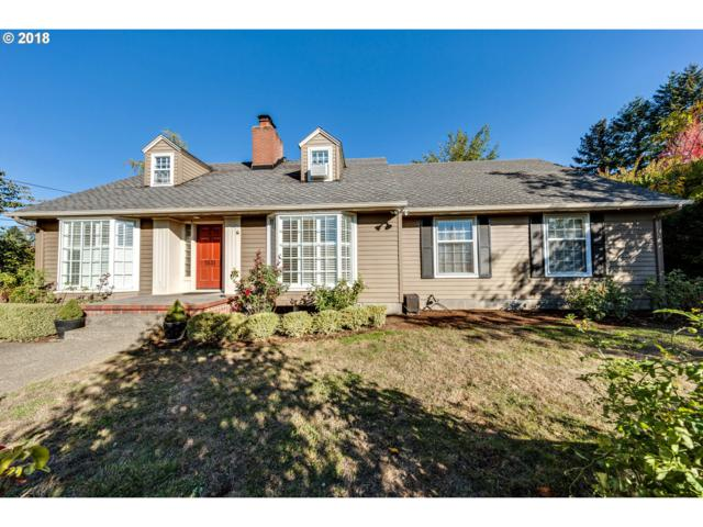 7031 SW Canyon Ln, Portland, OR 97225 (MLS #18177032) :: The Liu Group