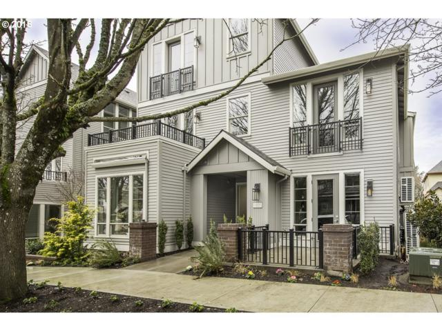 1805 SE Madison St #301, Portland, OR 97214 (MLS #18178041) :: Song Real Estate