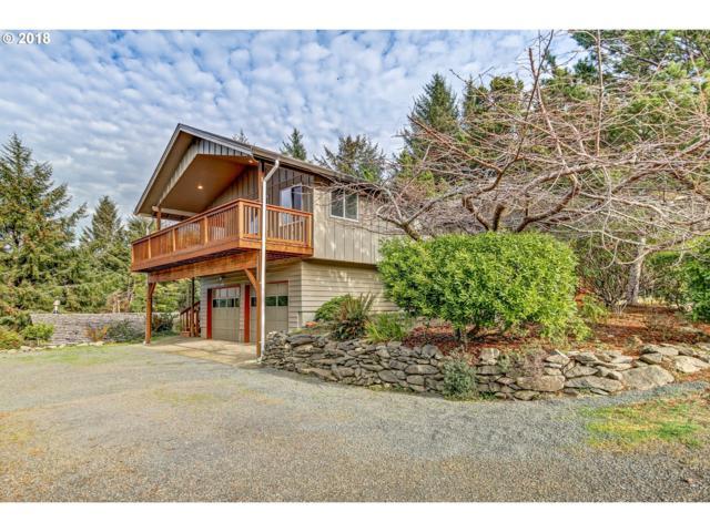 1320 SW Ocean Ter, Waldport, OR 97394 (MLS #18178621) :: Premiere Property Group LLC
