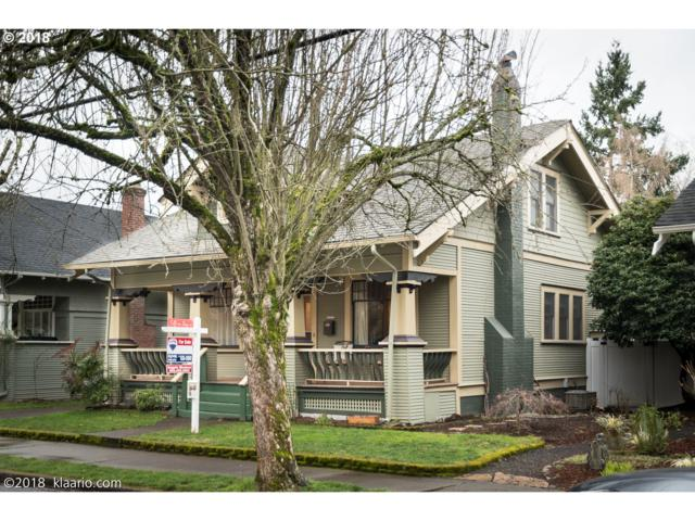 2263 SE 41ST Ave, Portland, OR 97214 (MLS #18178853) :: Hatch Homes Group