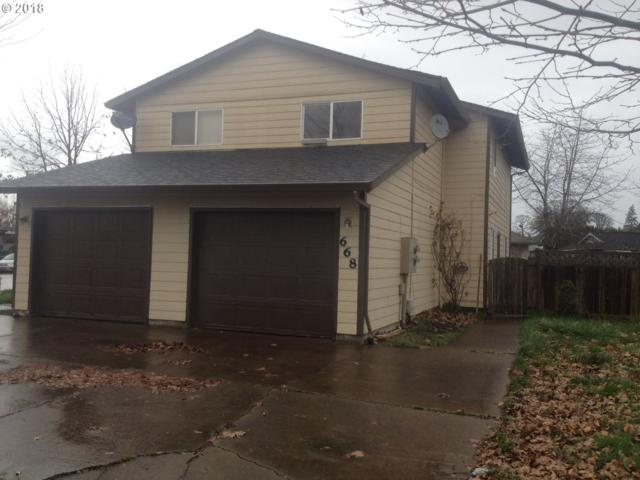 -1 NW Fenton St, Mcminnville, OR 97128 (MLS #18179157) :: Team Zebrowski