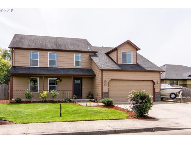 89 Sandalwood Loop, Creswell, OR 97426 (MLS #18179226) :: Hatch Homes Group
