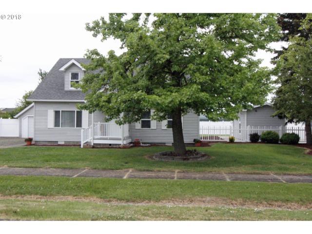445 W 3RD St, Halsey, OR 97348 (MLS #18179330) :: R&R Properties of Eugene LLC