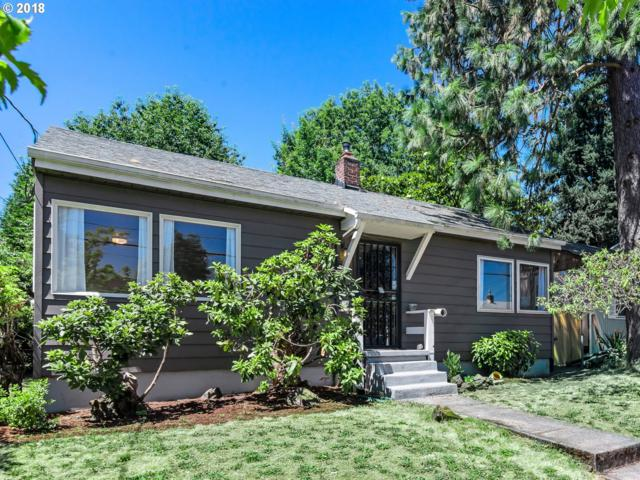 4835 SE 45TH Ave, Portland, OR 97206 (MLS #18179475) :: Hatch Homes Group