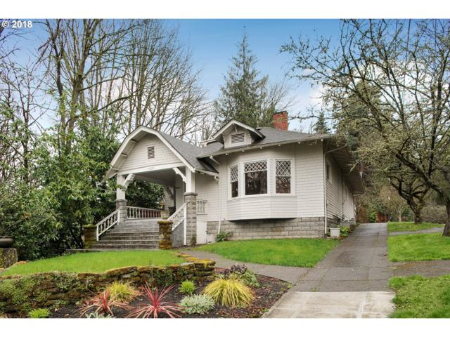 3044 NW Thurman St, Portland, OR 97210 (MLS #18179525) :: Change Realty