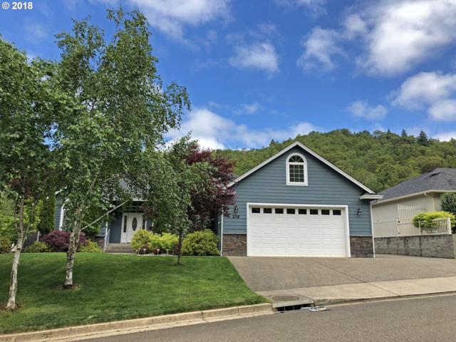 258 Oak Valley Loop, Winchester, OR 97495 (MLS #18180785) :: Keller Williams Realty Umpqua Valley