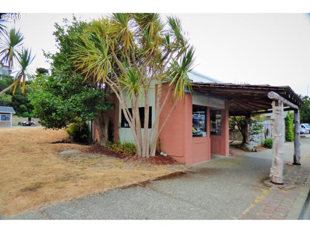 350 2ND St, Bandon, OR 97411 (MLS #18180933) :: Premiere Property Group LLC