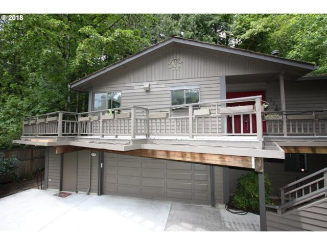 3205 SW Garden View Ave, Portland, OR 97225 (MLS #18181085) :: Portland Lifestyle Team