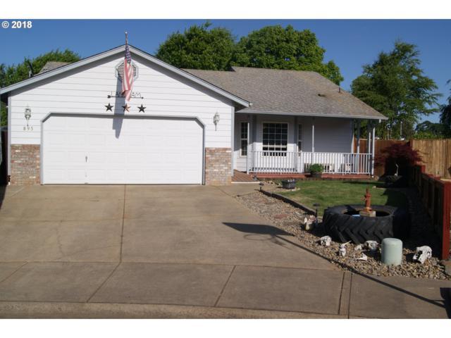 893 W 17TH Ave, Junction City, OR 97448 (MLS #18181150) :: R&R Properties of Eugene LLC