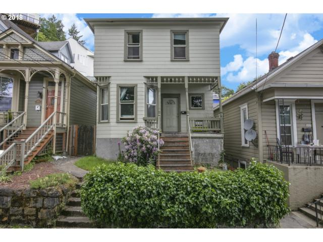 2061 SW Park Ave, Portland, OR 97201 (MLS #18181881) :: Next Home Realty Connection