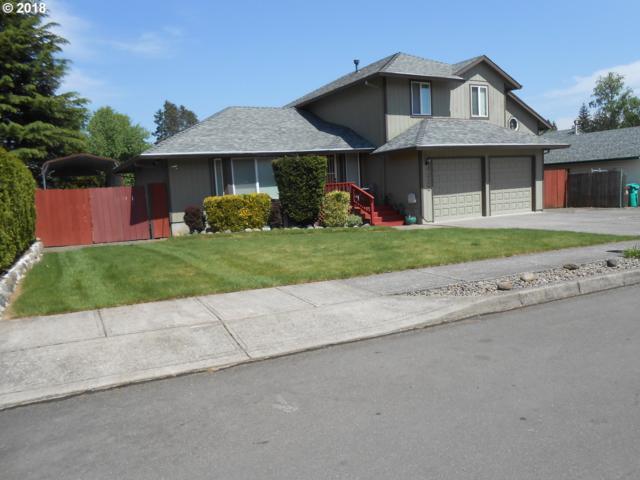4225 SE 14TH St, Gresham, OR 97080 (MLS #18181970) :: McKillion Real Estate Group