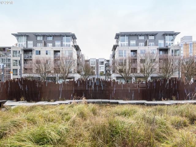 1125 NW 9TH Ave #307, Portland, OR 97209 (MLS #18183655) :: The Sadle Home Selling Team