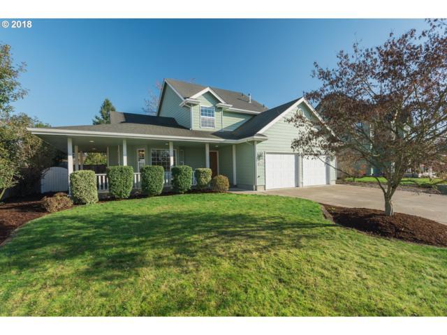 3521 Sterling Woods Dr, Eugene, OR 97440 (MLS #18183863) :: Harpole Homes Oregon