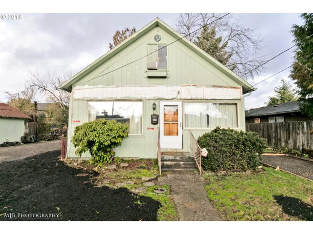 8607 SE Insley St, Portland, OR 97266 (MLS #18185362) :: Next Home Realty Connection