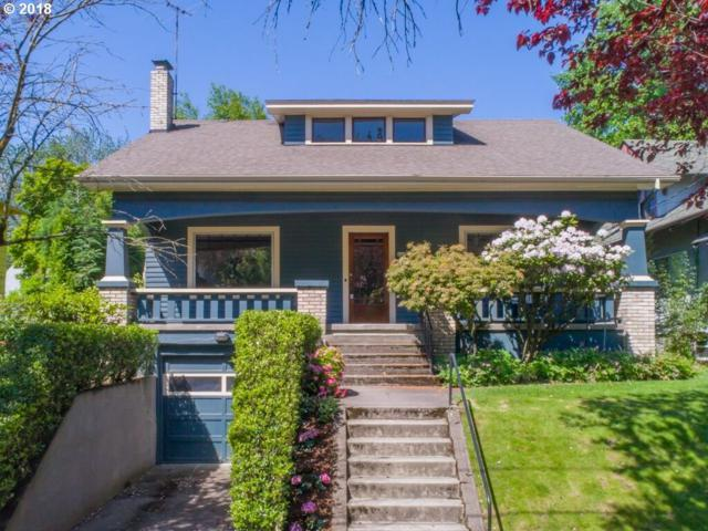 4235 SE 12TH Ave, Portland, OR 97202 (MLS #18185539) :: R&R Properties of Eugene LLC