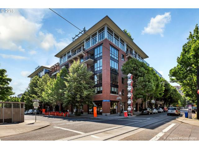 1030 NW Johnson St #519, Portland, OR 97209 (MLS #18185589) :: Hatch Homes Group
